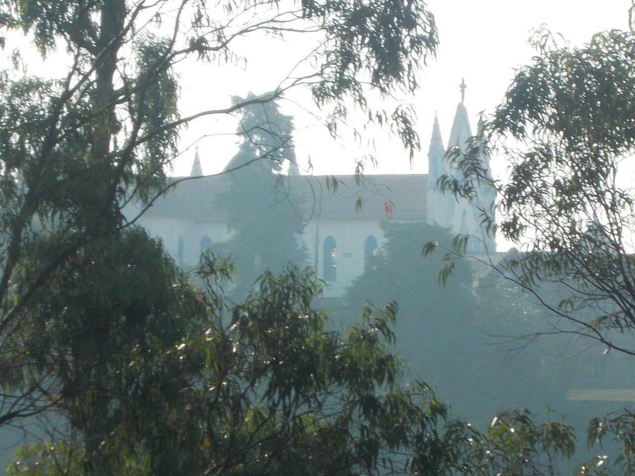 Christ The King Church, Kodaikanal (Image From Wikipedia)